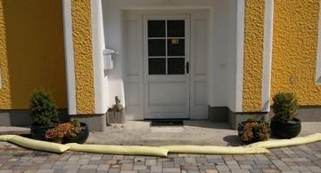 Wassersaugschlauch für Hauseingänge - Kellereingänge - Nebeneingänge
