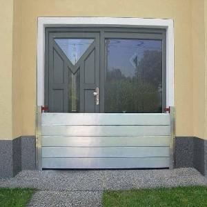 Hochwasserschutz Eingangstür - Kellertür