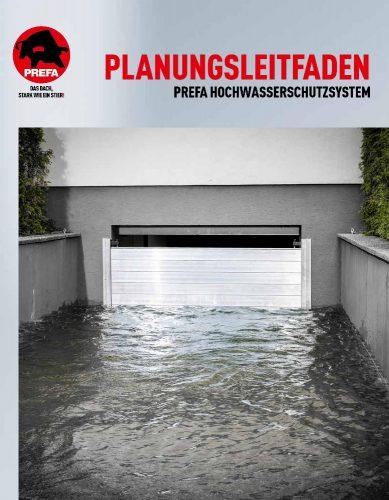 Mobiler Hochwasserschutz