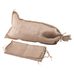 Jute sack without filling