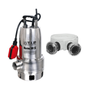 Schmutzwasser-Tauchpumpe Maxima 300 IX