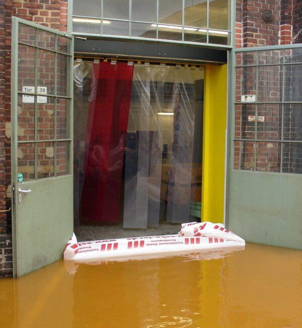 Hochwasserschutz Schlauch
